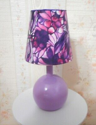Barbie Lavender Ball Lamp