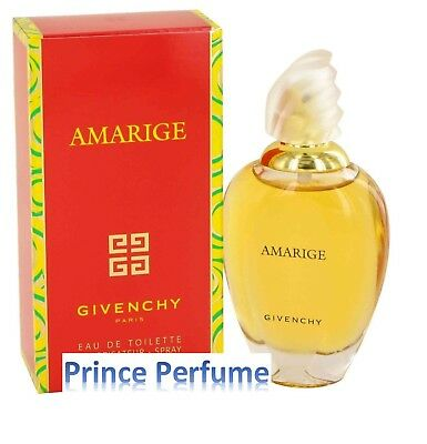 GIVENCHY AMARIGE EDT VAPO NATURAL SPRAY - 100 ml