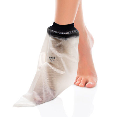 LimbO Waterproof Foot Cover for Baths Shower and Dressing Protector
