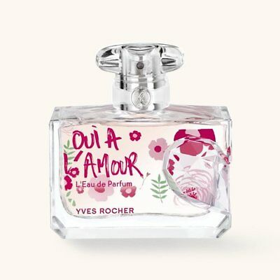 f560d2b2 YVES ROCHER OUI A L'Amour Collector Perfume 50 ml NEW & SEALED ...