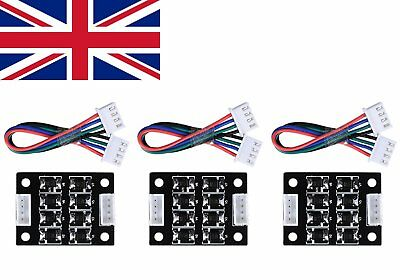 3X  TL Smoother Addon Module for 3D Printer Stepper Motor to smooth/Quieten