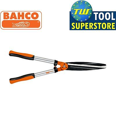 Bahco Professional Lightweight Garden Hedge Trimming Shears Soft Grip Handles
