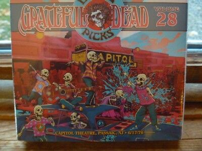Grateful Dead Dave's Picks VOL 28 NEW SEALED SOLD OUT! Classic Live '76 Dead