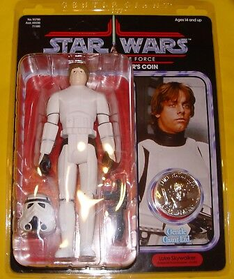 Star Wars Gentle Giant Jumbo - Luke Stormtrooper POTF (Kenner, 30cm) #80801