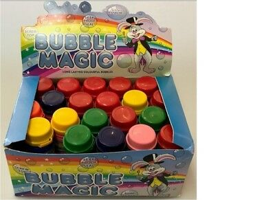 JOB LOT 288 KIDS BUBBLES WORTH £403.20! Wholesale clearance bankrupt pallet new