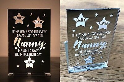 Personalised Gifts For Her Mum Mummy Nanny Granny Nana Aunty Candle Holder Gifts