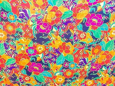 3 yards 6 inches of vintage fabric