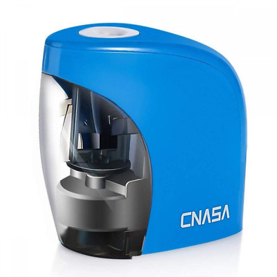 Heavy Duty Electric Pencil Sharpener, CNASA Automatic for No.2 and Colored Penci