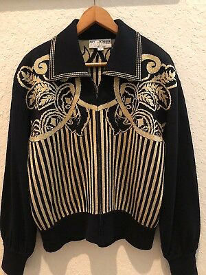 Size L St John Collection By Marie Gray Jacket.