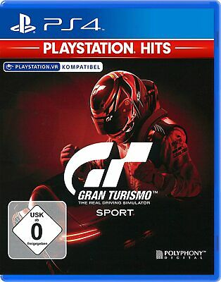 Sony Playstation 4 PS4 Gran Turismo Sport- GT Real Driving NEU OVP