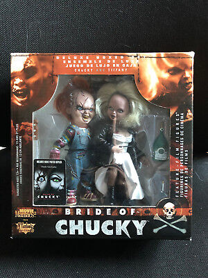 Bride of Chucky deluxe boxed set