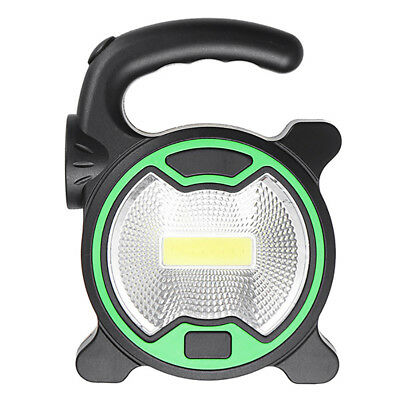Portable 10W LED COB Camping Lantern Hiking Outdoor Emergency Light Lamp Strong