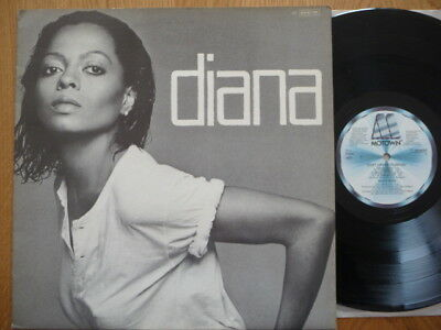Diana Ross ‎– Diana Germany 1980 ( LP )