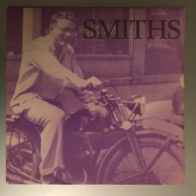 """THE SMITHS  """"Bigmouth Strikes Again"""" 7"""" single France Promo stamp"""