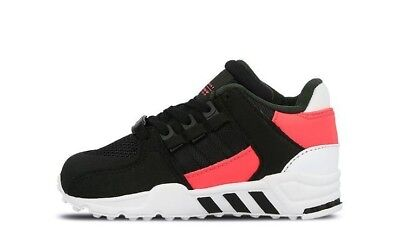 reputable site 54a43 842cb ADIDAS ORIGINALS INFANT & Toddler's EQT SUPPORT Shoes Core Black/Turbo  BB2958 b
