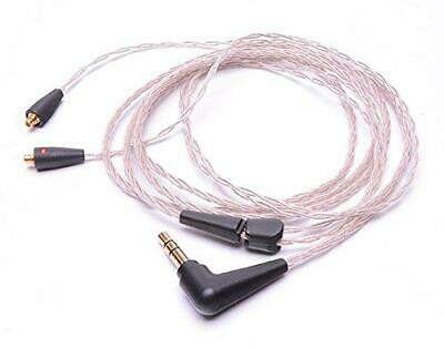 Linum G2 SuperBax 3.5mm TRS cable (2-Pin & MMCX)