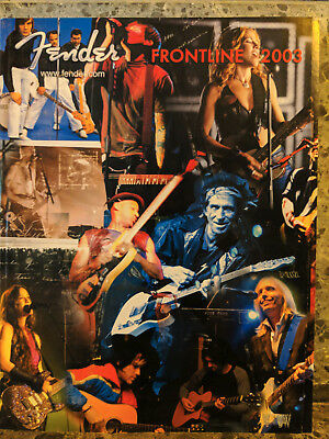Fender 2003 Frontline Keith Richards Recalled Edition - NEW