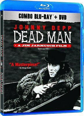 Dead Man [Blu-ray+DVD] New and Sealed!!