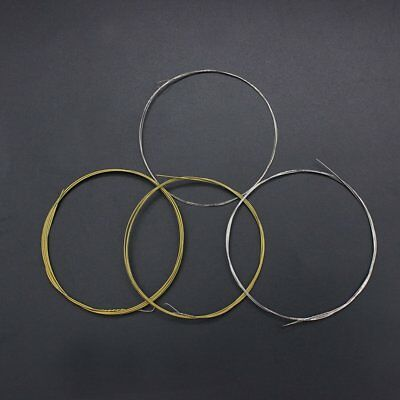 4PCS/SET Classical Banjo Strings Nickel Alloy Music Instrument Replacement QZ