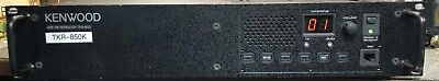 Used Kenwood TKR-850-1 UHF Repeater w/ No Power Supply - $750.00