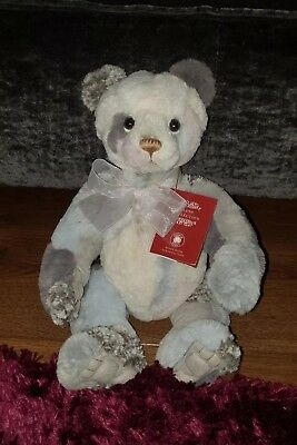 Charlie Bears TAGGLE Bear! BRAND NEW WITH TAGS. Extremely soft plush collection.