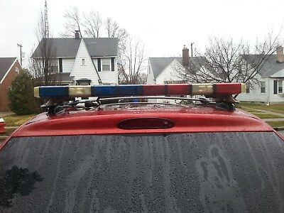 "Whelen Edge Lfl 48"" Light Bar Ll288000 Red / Blue, Fire / Police"