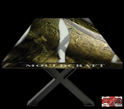 250g MOULDCRAFT ECR METALLIC GOLD Epoxy MARBILIZER Resin Table Top Coating