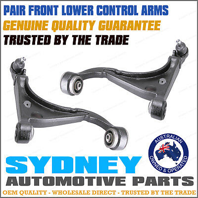 Ford Falcon BA BF Front Lower Control Arms LH and RH with Ball Joints (PAIR)