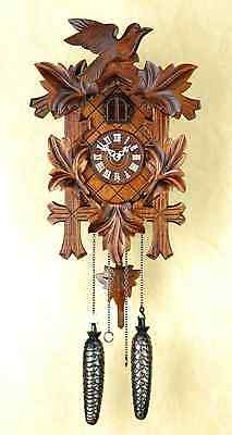 Original Schwarzwald- Kuckucksuhr- Bird - Cuckoo Clock- Black Forest