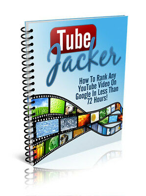 You Tube Jacker PDF eBook With Resale rights