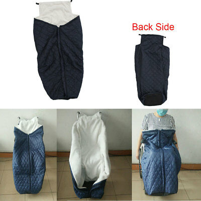 Warmer Wheelchair Blanket Lower Bady Sleeping Bag for Disabled in Winter