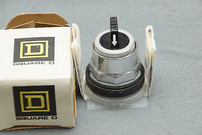 Square D Selector Switch Operator, 3 position maintained