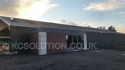 Modular Building Portable Cabin portable office KC Cabins Solutions ltd 8 x 2.9m