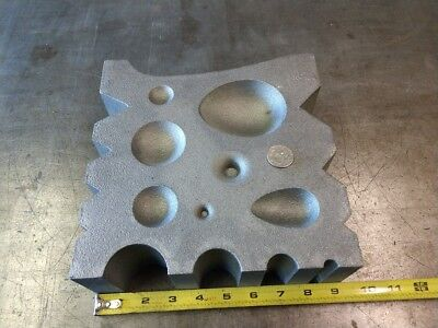 Blacksmith Swage Block direct from Holland Anvil 50 lbs