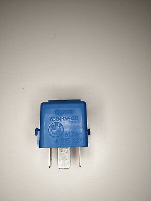 6136-8364581 02//02 Blue Relay BMW E39 525i MSport