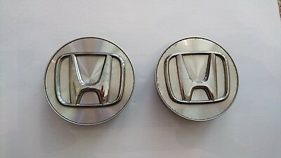 Honda Crv Alloy Wheel Centre Cap X2