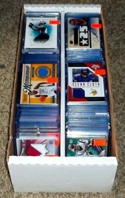 Estate Liquidation - Lot Of New Old Basketball Cards Jersey Autograph Cards