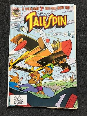 Disney's Talespin comic issue #1