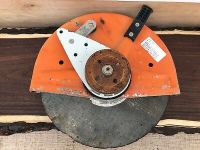 Stihl - OEM TS400 Concrete Saw Blade Cover Part - SHIPS FAST!