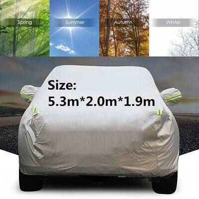 COTTON LINED MERCEDES-BENZ SLK ROADSTER 96-04 LUXURY HEAVYDUTY CAR COVER