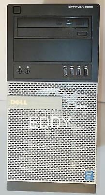 Dell Optiplex 9020 MT I7 Vpro 4.4, 24 GB/ 500 SSD / 2TB / W10P 64 / Off Pro Neuf
