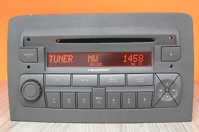 ALFA ROMEO 159 Cd Radio Player Cancheck Removed 939 Cd Sb05