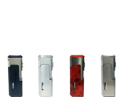 4 Torch ETERNITY Lighter w/ Adjustable Flame