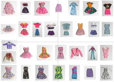 Original Barbie clothes 4 gifts and collections, pick your own & combine postage