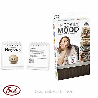 The Daily Mood Emoji Executive Desk Toy Office Display Fun Autism Communication
