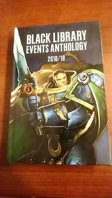 BLACK LIBRARY WEEKENDER EVENTS ANTHOLOGY 2018/19 Exclusive Sigmar Heresy