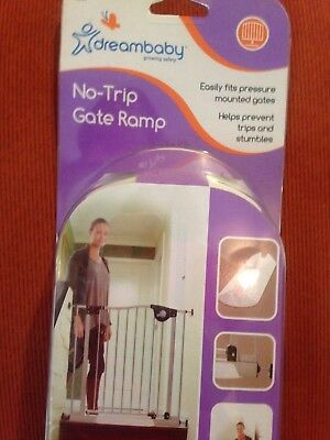 Dreambaby NO-TRIP SAFETY GATE RAMP Helps Prevent Trips & Stumbles
