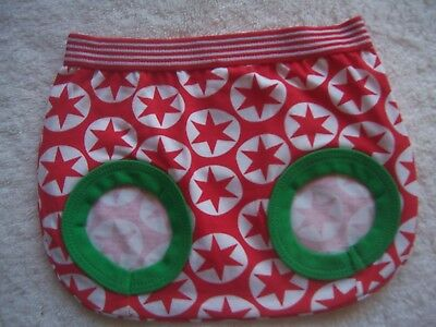 BNWT Baby Boy's/Girl's Unisex Christmas Nappy Cover/Pants Size 000