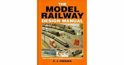 The Model Railway Design Manual Includes 125 Track Plans Brand New Sealed Copy