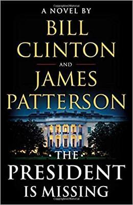 The President Is Missing - James Patterson